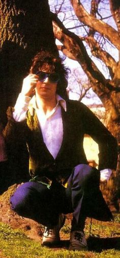 The glamorous Syd Barrett