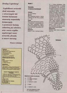 Kira scheme crochet: Scheme crochet no. 196