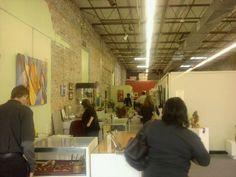 Cape Fear Studios Art Gallery in Fayetteville, NC
