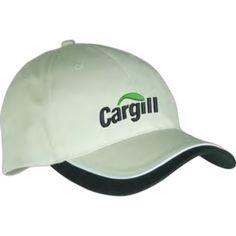 Low-Profile Structured Cap