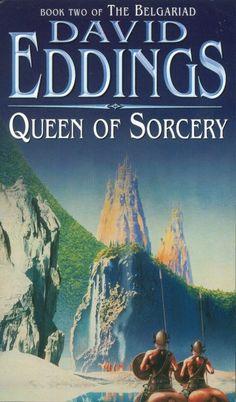 2nd book of Belgariad series (i love <3 Eddings books )