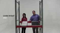 "#MaterialHandling Span Track, a carton flow track that drops into an existing pallet rack bay, can create a first in-first out storage lane for order picking. Check out our video mini-series ""Would You Like Fries with That"" featuring Brian Neuwirth from UNEX Manufacturing and Linda Anlauf. http://www.wprpwholesalepalletrack.com"