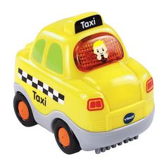 VTech Go! Go! Smart Wheels Series 6 - Taxi