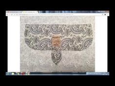 Шьем подкладку для валяной сумки - YouTube