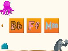 Alphabetics ($3.99 - sale 0.99 10/6/14) What is taught:  The shape and principal sound of each letter of the alphabet. How it is taught: Through a series of simple games, children will hear, trace, pronounce and identify the letters. The letters are introduced in 6 small sets. After they complete a series of multisensory exercises, they are quizzed on their understanding of the concepts and it is recorded in the Progress Report in the Parents Zone.