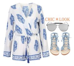 """""""Chiclookcloset 5"""" by emilypondng ❤ liked on Polyvore featuring Cornetti and chiclookcloset"""