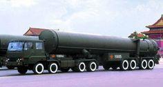 Một tờ báo nhà nước Trung Quốc vừa thừa nhận quân đội nước này sở hữu loại tên lửa đạn đạo liên lục địa, được cho là có khả năng mang nhiều đầu đạn hạt nhân vươn tới lãnh thổ Mỹ.