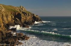 Housel Bay on the Lizard, Cornwall. This is where Marconi stayed and conducted… Beyond The Horizon, Cornwall England, Next At Home, British Isles, Beautiful Beaches, Lighthouse, Countryside, Celtic, Destinations