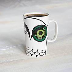 Starbucks Mug  Owl 16 Fl Oz * To view further for this item, visit the image link.  This link participates in Amazon Service LLC Associates Program, a program designed to let participant earn advertising fees by advertising and linking to Amazon.com.