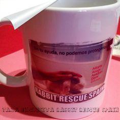 Exclusiva taza Rabbit Rescue Spain ¿quieres conseguirla?......https://www.facebook.com/events/461802030587400/
