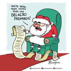 Pedido de Natal   Humor Político