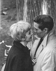 """sexiness wears thin after a while and beauty fades, but to be married to a man who makes you laugh every day, ah, now that's a real treat."" - joanne woodward // 50 years of photos of woodward + newman"