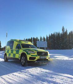 #Nilsson #Ambulans XC90 - #Volvo #XC90