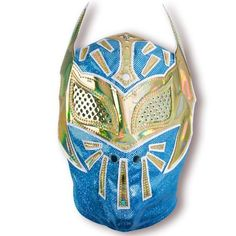 Save $10.99 on WWE Sin Cara Blue Officially Licensed Replica Mask; only $59.00