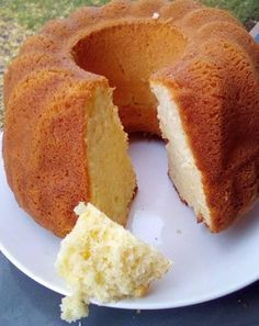 Greek Sweets, Greek Desserts, Greek Recipes, Different Recipes, Other Recipes, Cake Recipes, Dessert Recipes, Honey Almonds, New Cake