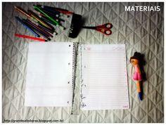 GRANDE ABÓBORA: Bloco de anotações