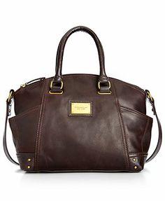 Tignanello Handbag, Classic Revival Leather Satchel