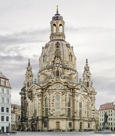 Iglesia de Nuestra Señora - Dresden