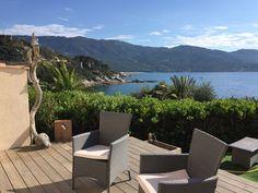 Abritel Location Corse Tiuccia, Casaglione - Maison Bord de Mer Vacances Pied dans l'Eau