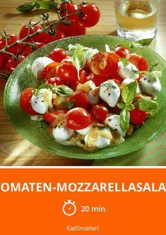 Tomaten-Mozzarellasalat - smarter - Zeit: 20 Min. | eatsmarter.de