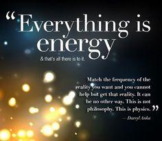 Energy.