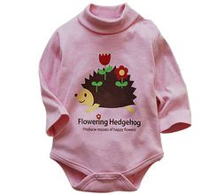 Today's Hot Pick :FLOWERING HEDGEHOG Bodysuit http://fashionstylep.com/P0000YDJ/laska4u/out High quality Korean baby fashion direct from our design studio in South Korea! We offer competitive pricing and guaranteed quality products. If you have any questions about sizing feel free to contact us any time and we can provide detailed measurements.
