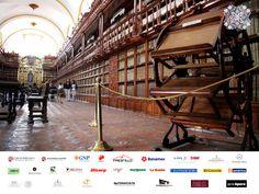 """#vivaperumexico VIVA EN EL MUNDO. Uno de los eventos que se realizarán en VIVA PERÚ 2015, serán Mesas de diálogo """"Entre la Literatura y la Pintura"""" en torno a las obras de la Exposición en la Biblioteca Palafoxiana de Puebla con los artistas peruanos Fernando Szyszlo, Chávez y Tola. Le invitamos a conocer más sobre esta exposición, todo gracias a nuestra edición 2015 de VIVA PERÚ. www.vivaenelmundo.com"""