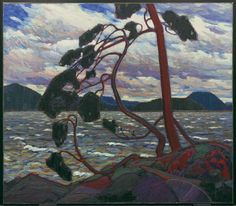 G Thomson Tom - The West Wind -