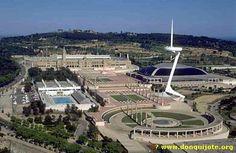 92 Olympic Park, Barcelona
