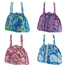 Vera Bradley Eloise-NWT-5 color choices-. Starting at $36