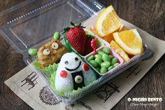 Cuisine Paradise | Singapore Food Blog | Recipes, Reviews And Travel: [Recipes] Quick Lunch Bentos For Kids - Onigiri Bento
