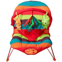 I like colourful things :) Buy Cosatto Bobbin Bouncer, Knit Wits Online at johnlewis.com