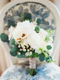 Featured Photo: Erich McVey; To see more gorgeous details about this wedding: http://www.modwedding.com/2014/11/19/ethereal-chesapeake-bay-wedding-erich-mcvey-photography/ #wedding #weddings #bridal_bouquet