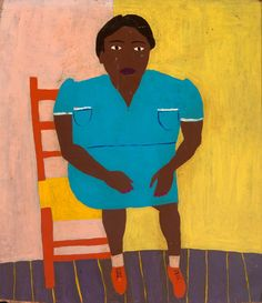 Portrait by William H. JohnsonWilliam H. Johnson More Pins Like This At FOSTERGINGER @ Pinterest