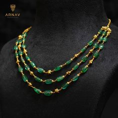 It's the era of genderless jewellery. On the catwalk, on the streets, or at the most fashionable weddings, jewellery has gone unisex and… Gold Jhumka Earrings, Jewelry Design Earrings, Anklet Jewelry, Gold Jewellery Design, Necklace Designs, Cz Jewellery, Gold Necklace, Emerald Necklace, Jewelery