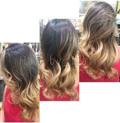 Balayage by Hairby_Mari