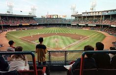 Tiger Stadium, Detroit, Mi. My favorite place to hang out as a child.