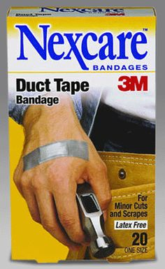 Sweet.  My dad will love these he's never used a real bandage in his life...it's always been duct tape for him