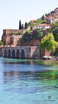 Alanya, Turkey. For luxury hotels in Turkey visit http://www.mediteranique.com/hotels-turkey/