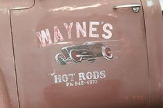 Lettering/signs/pictures on truck - The 1947 - Present Chevrolet & GMC Truck Message Board Network
