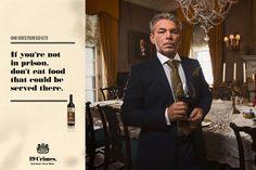 Treasury Wine Estates / 19 Crimes: Good advice from bad guys, 3