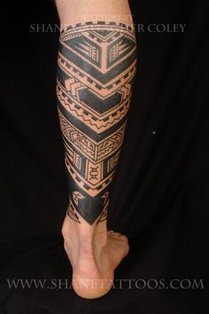 polynesian tattoo #maori #tattoo #tattoos                                                                                                                                                     Plus
