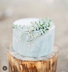 Blue Wedding Cake | Wedding Ideas | Wedding inspiration | Wedding Decor | Desserts |