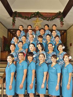 hawaiian airlines Flight Attendants - Google 検索