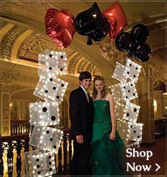 Casino Decoration Ideas | Casino Decorations