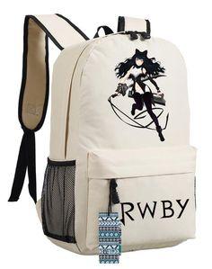 Amazon.com   YOYOSHome® Anime RWBY Ruby Rose Cosplay Daypack Rucksack  Backpack School Bag   Kids  Backpacks 6484b36f87