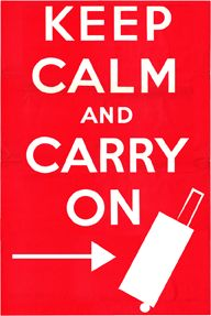Keep Calm and Carry On was a propaganda poster produced by the British government in 1939 during the beginning of the Second World War, intended to raise the morale of the British public in the event of invasion. world-war-ii Keep Calm Posters, Packing List For Vacation, Vacation Ideas, Tim Beta, Freemasonry, Motivational Posters, Travel Quotes, Travel Humor, Just In Case
