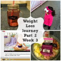First Time Mom and Losing It: Weight Loss Journey Part 2 - Week 3