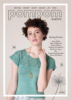 Ravelry: Pom Pom Quarterly, Issue 8: Spring 2014 - patterns