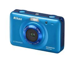 Nikon COOLPIX S30 Waterproof Compact Digital Camera: Amazon.co.uk: Camera & Photo